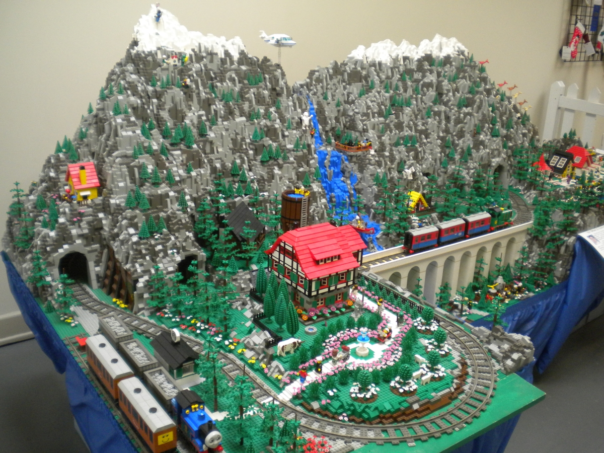 Lego Village Httpwwwmikehabeckcomwritingimages